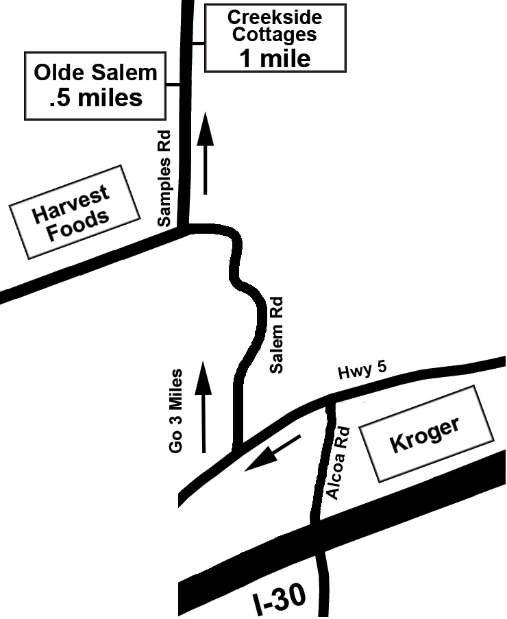 Olde Salem Township Map